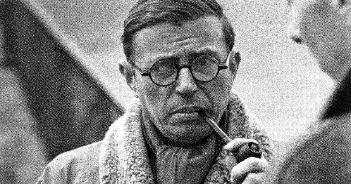 - Jean Paul Sartre
