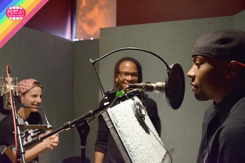 Season 2 Recording