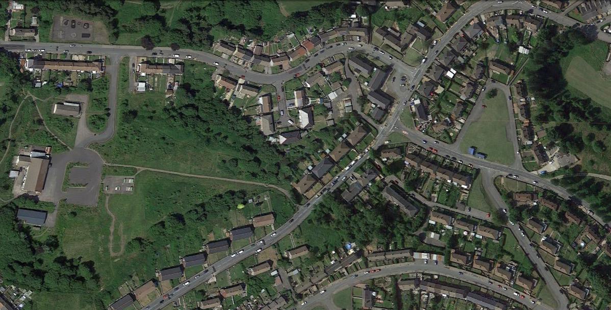 Hilltop, Ebbw Vale