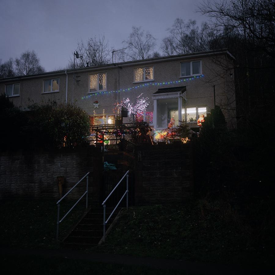 Houses, Abertillery, 2015