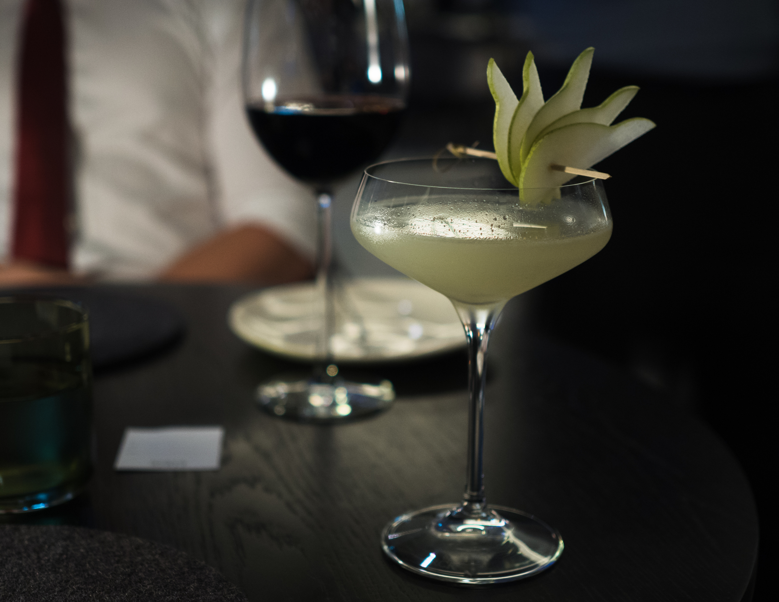 Packham Pear Cocktail