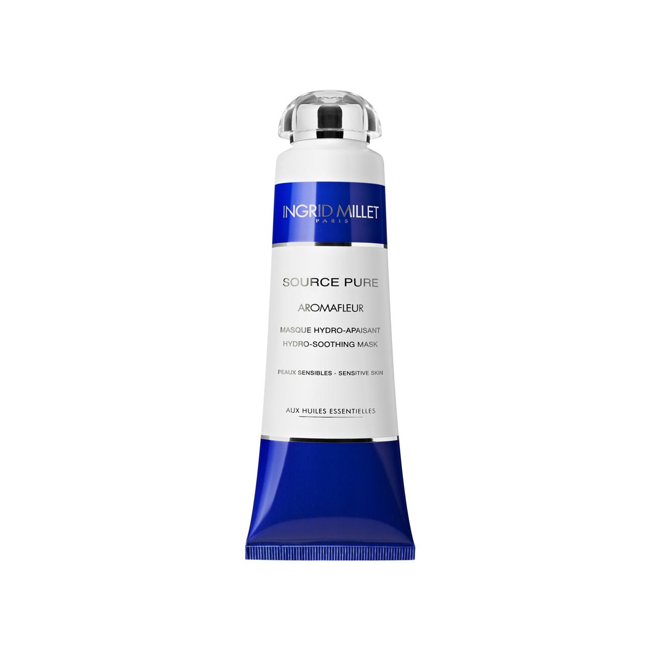 3-Masque-Hydro-Apaisante-Maschera-idratante-pelli-sensibili-Ingrid-Millet-Cosmetici-Source-Pure-Linea-Aromafleur-Dispar-SpA.jpg