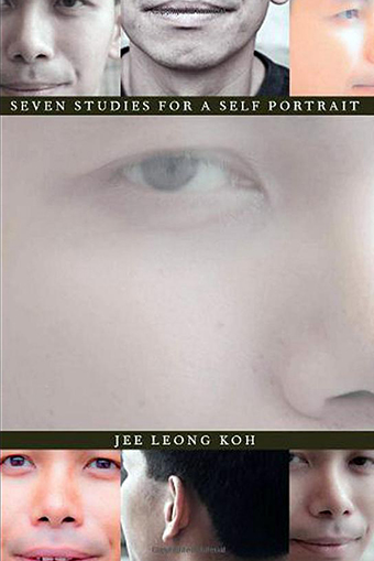 Seven Studies for a Self Portrait  Poems by Jee Leong Koh —  Seven Studies for a Self Portrait , Jee Leong Koh's third book of poems, subjects the self to an increasingly complex series of personal investments and investigations. Ever-evolving, ever-improvisatory, the self appears first as a suite of seven ekphrastic poems, then as free verse profiles, riddles, sonnet sequences, and finally a divan of forty-nine ghazals. The discovery the book makes at the end is that the self sees itself best when it is not by itself.   6x9, perfect bound, 124 pages, $15.00.     Buy from Amazon   .