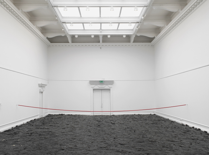 Heman Chong,  An Arm, A Leg and Other Stories,  2015. Installation view at the South London Gallery. Courtesy the artist and Wilkinson Gallery. Photo: Andy Keate