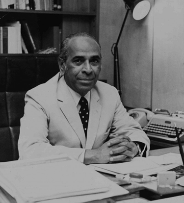 Rajaratnam in the 1950s. Source: National Archives of Singapore.