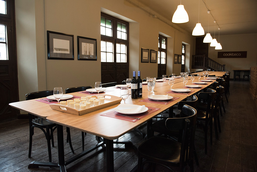 Sala de reuniones/comedor