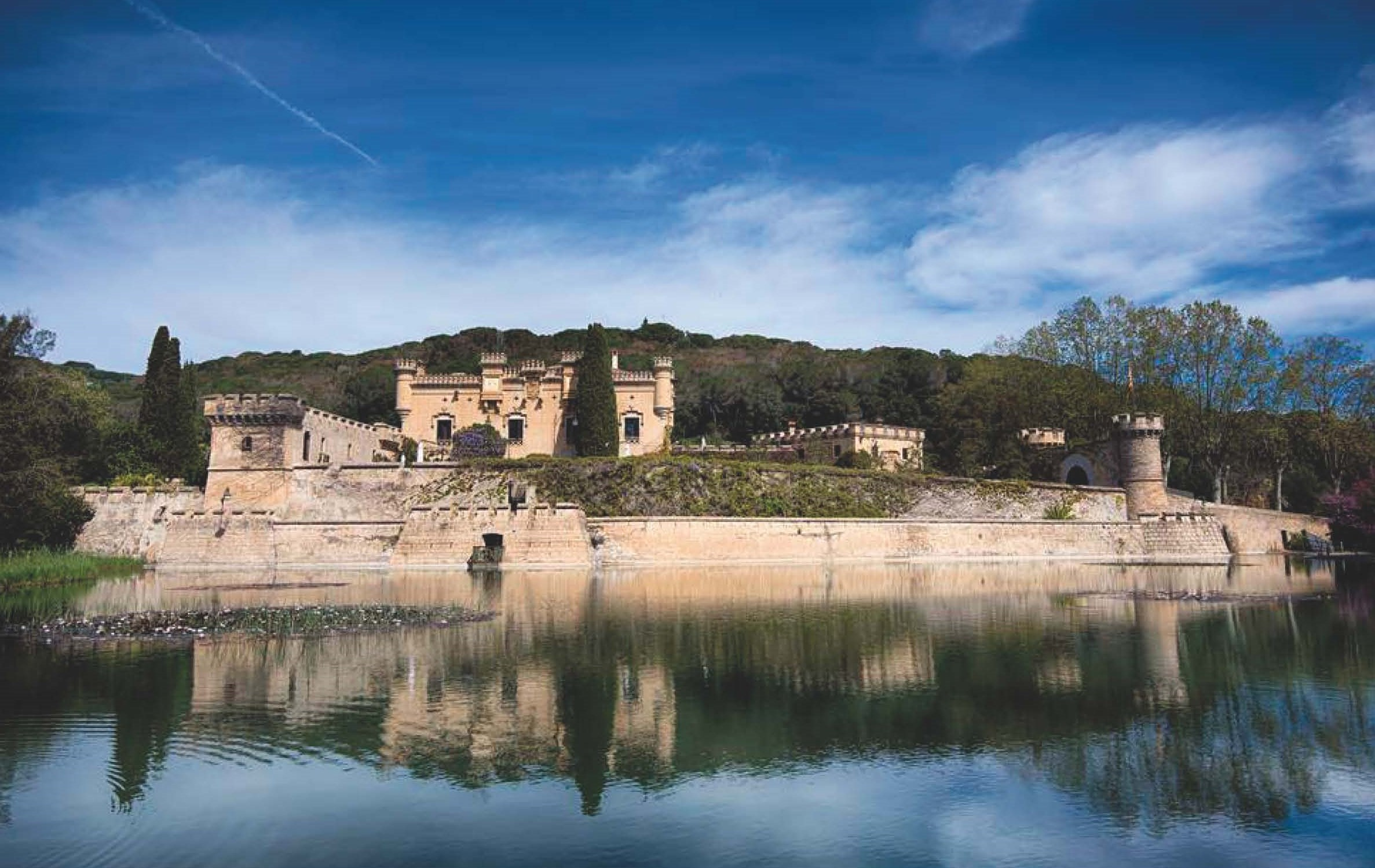 Vistas al Castell Jalpí