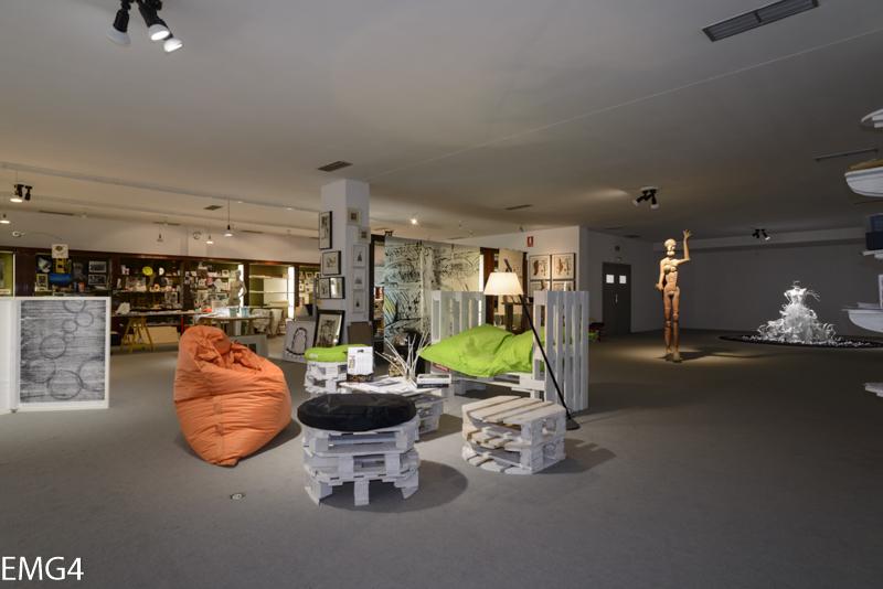 Sala 2    Fotografías facilitadas por EstArt Space