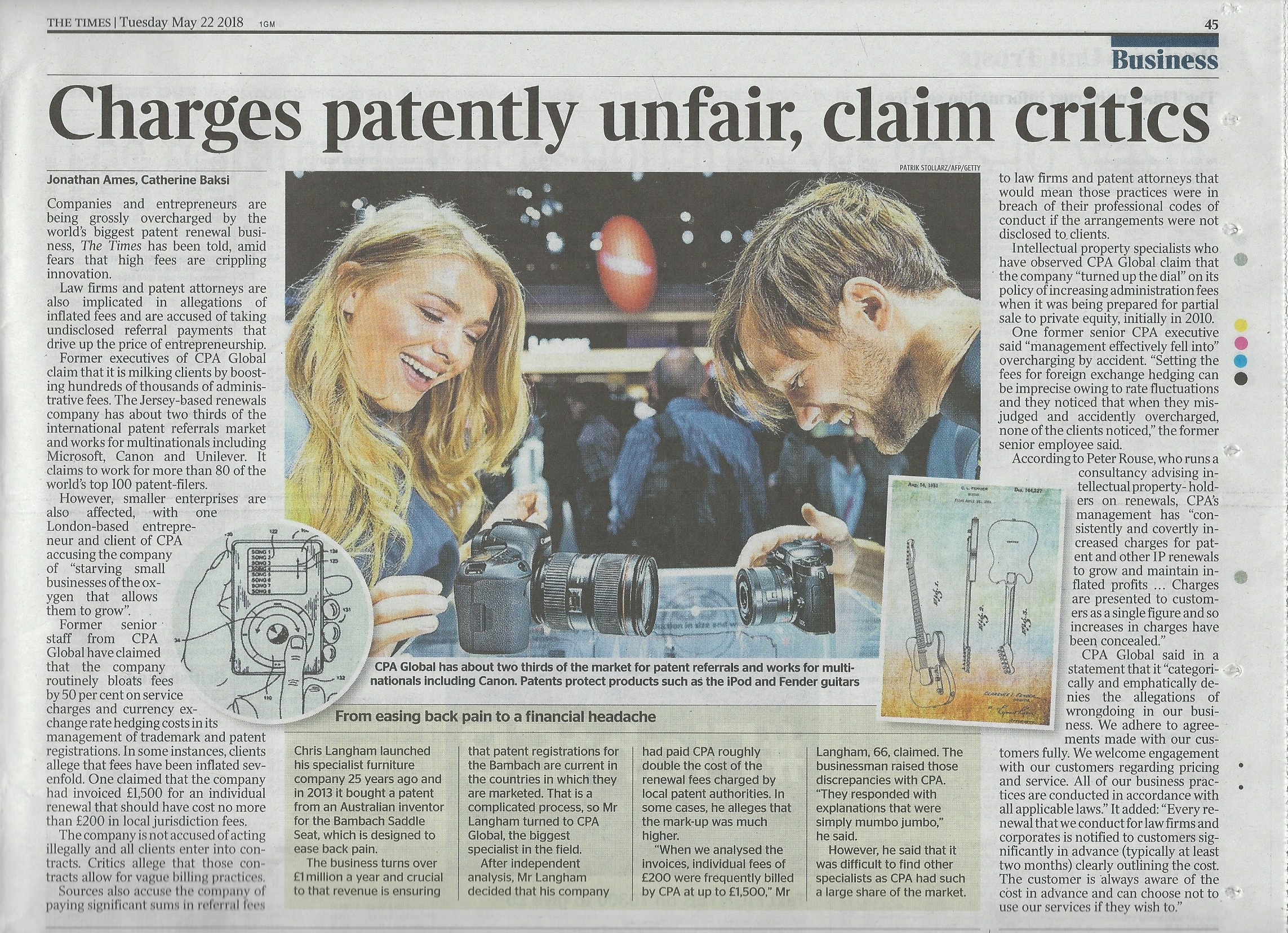 Read the article in The Times (£)