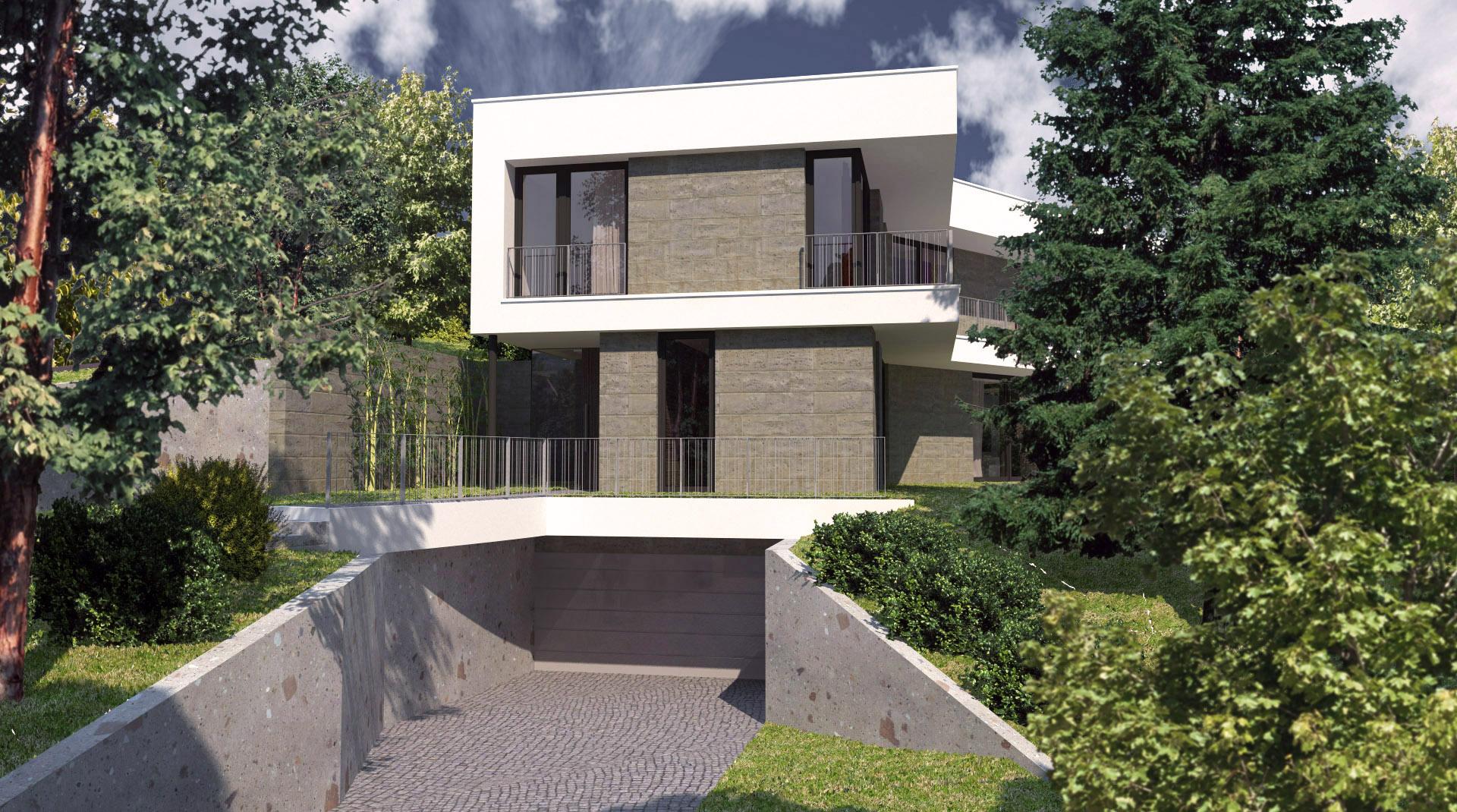 Budai családi ház  2014  Építészet Ivony Balázs, belsőépítészet Halmos Sarolta, Sáfrán Dóra