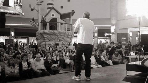 Roberto Vecchioni ospite al Gran Shopping Music Festival