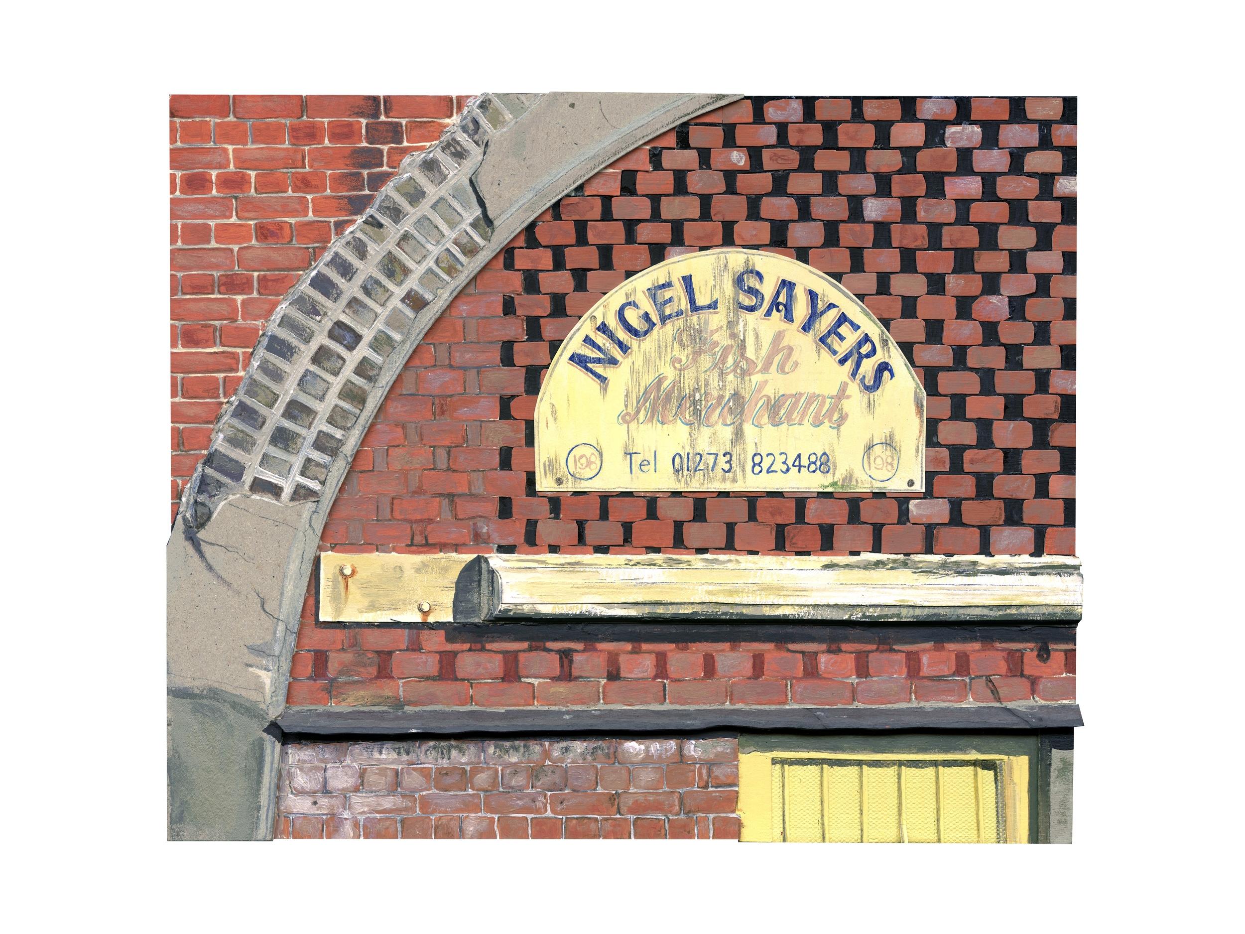 Nigel Sayer's
