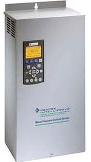 The pentek intellidrive constant drive system Solves Low Water Pressure Problems
