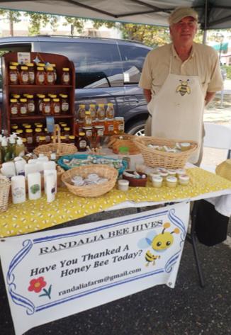Randalia Bee Hives