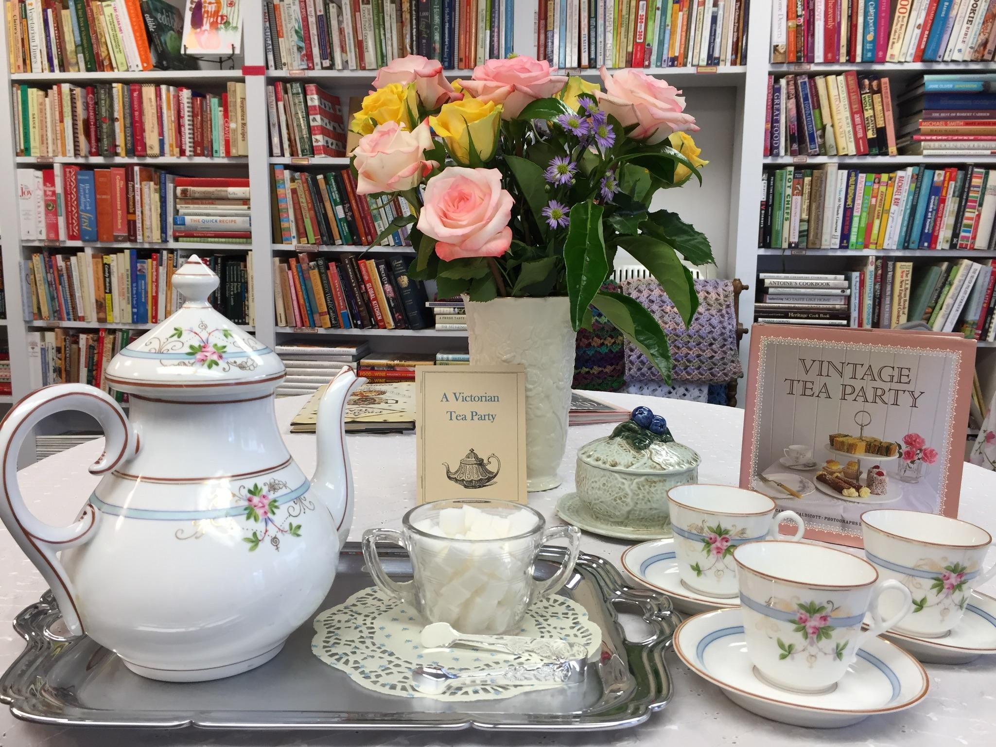 Victorian Tea Party