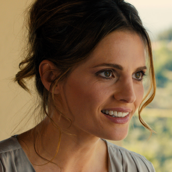 <p><strong>Stana Katic</strong></p>
