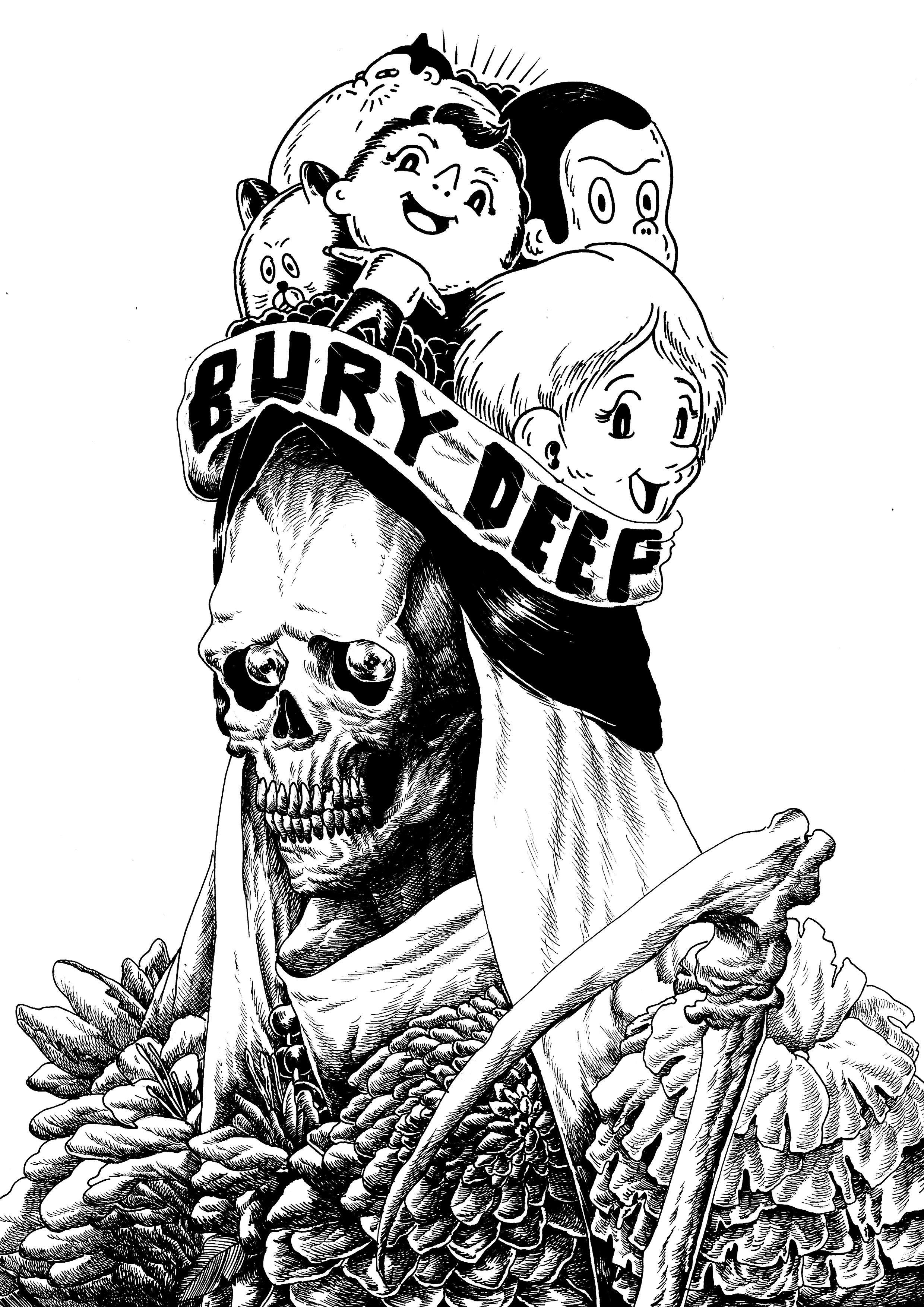 Bury Deep