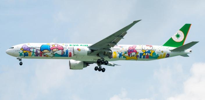 Eva Air Plane Hello Kitty Shining star.jpg