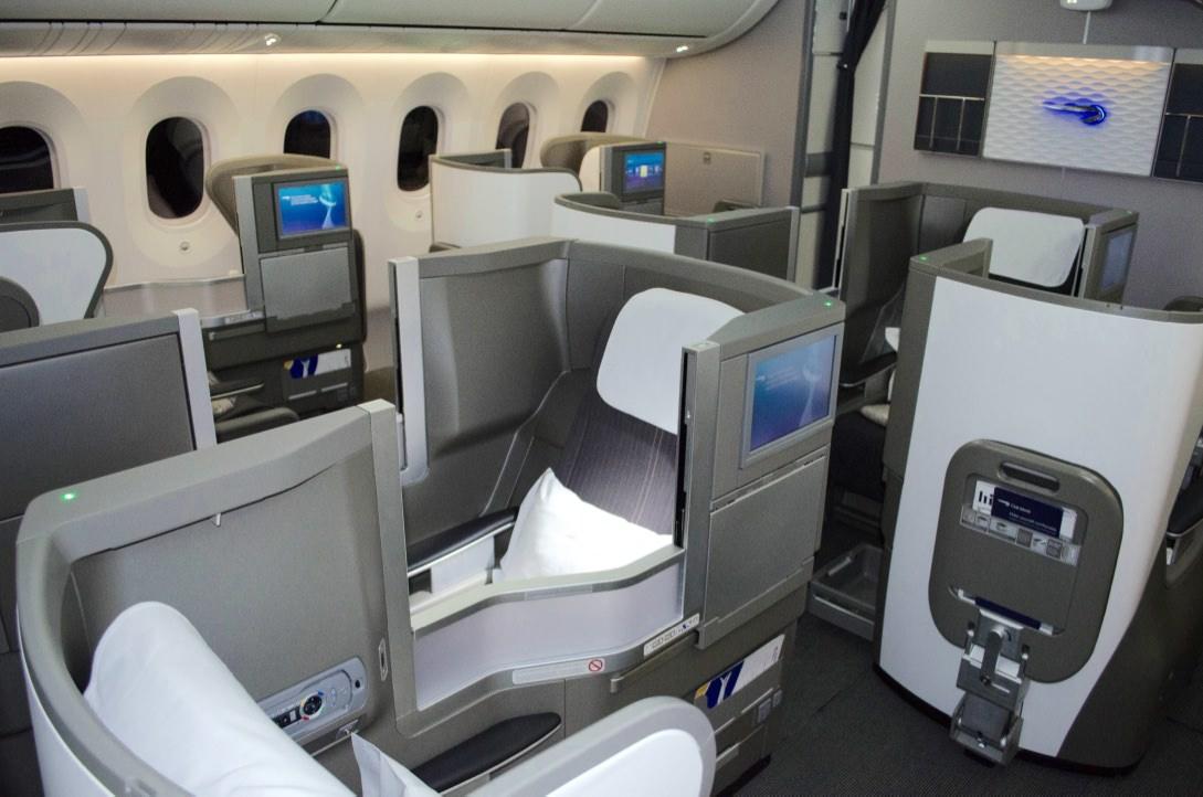 BA - British Airways