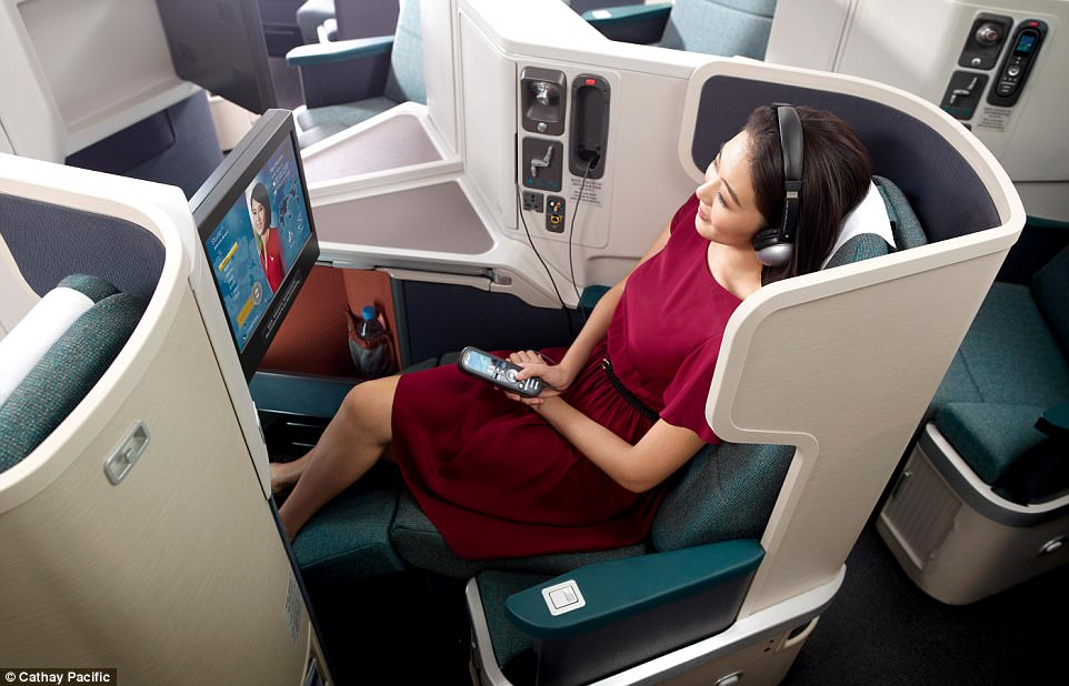CX - Cathay Pacific - International