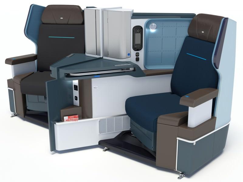KL - KLM Royal Dutch Airlines