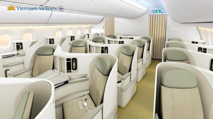 VN - Vietnam Airways