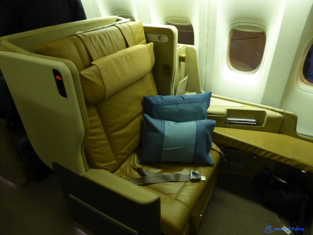 SQ - Singapore Airlines - Long Haul