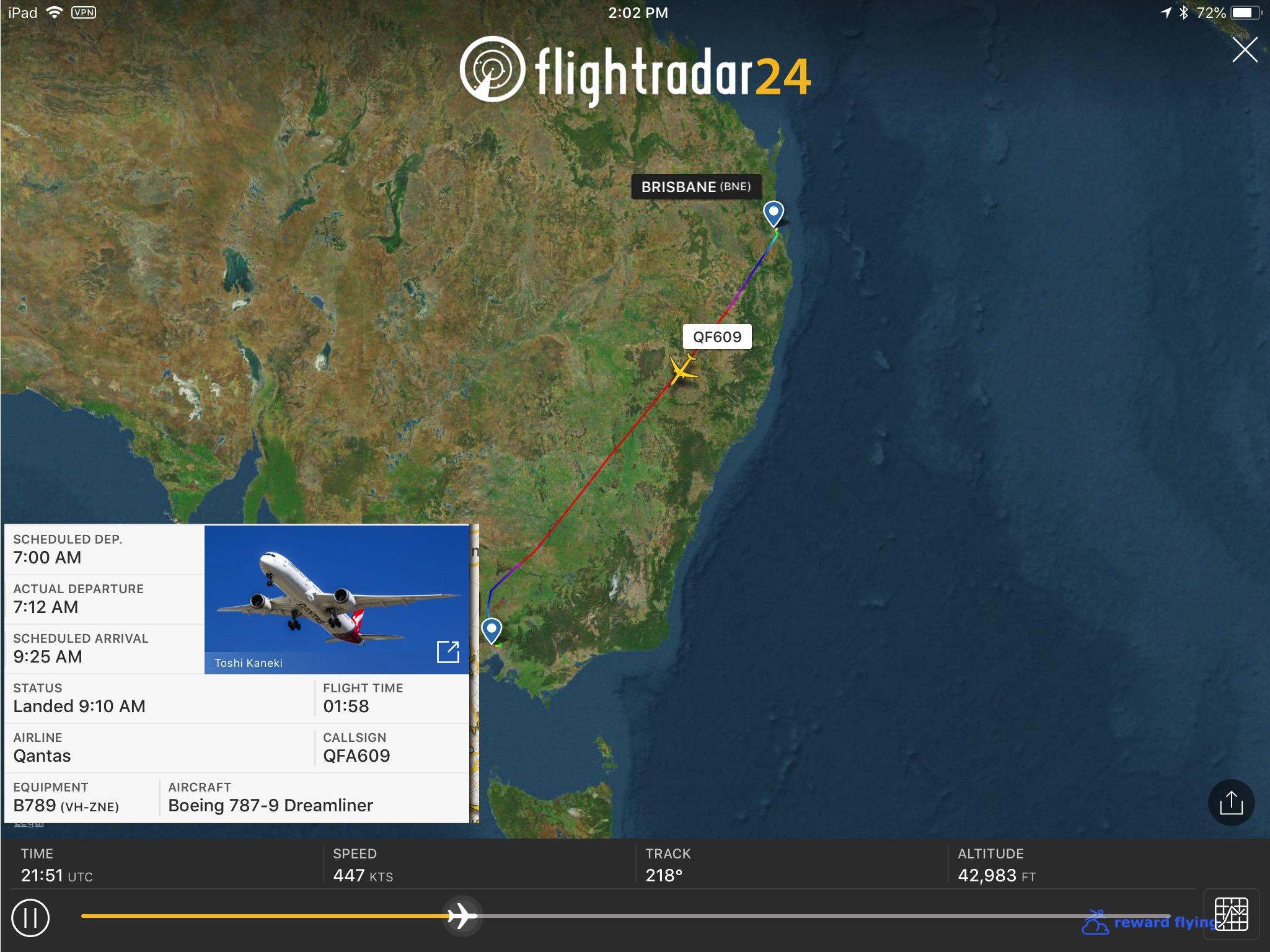 QF609 Flightpath.jpg