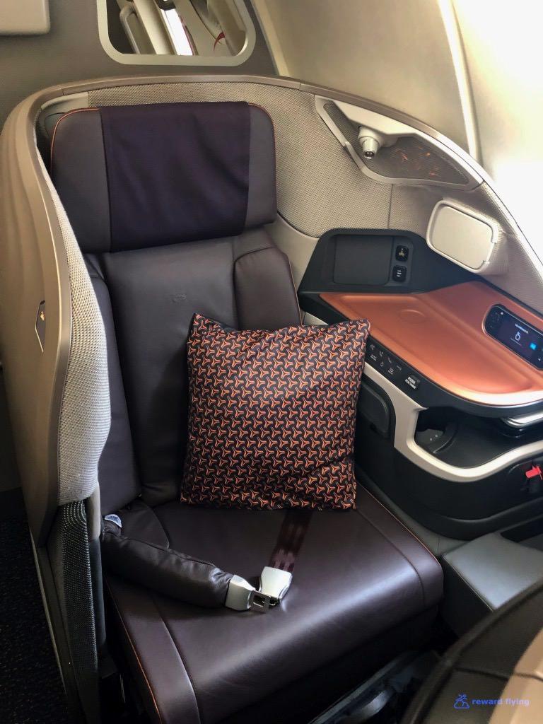SQ - New A380
