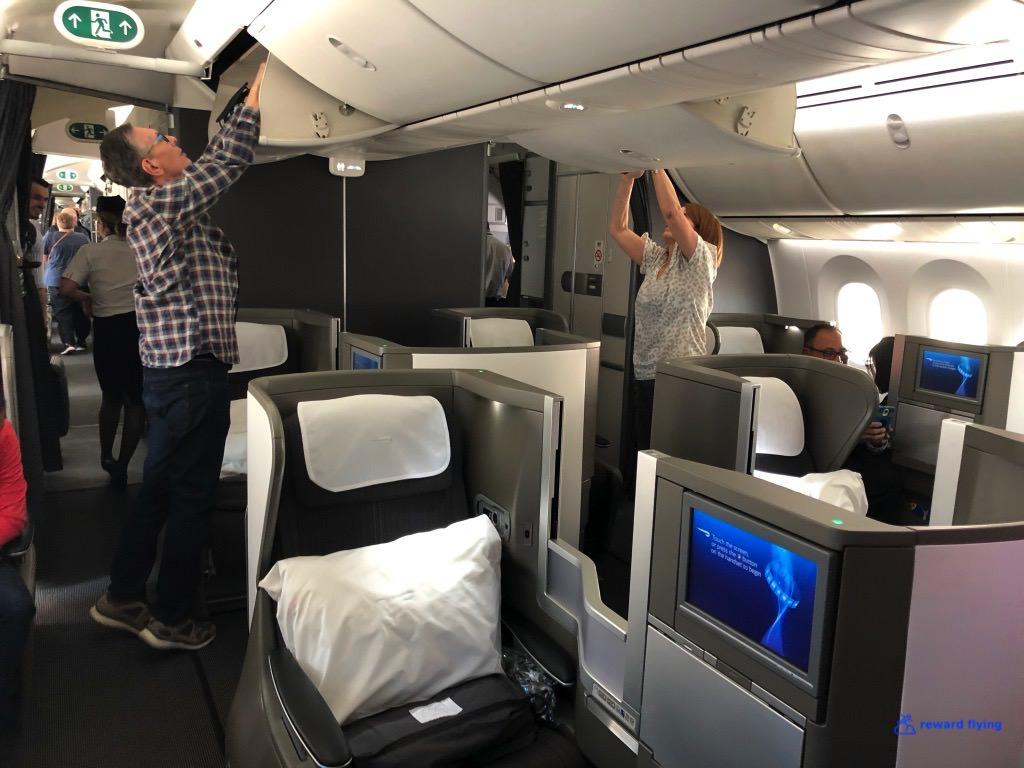 British Airways 787-9 First Class LHR-LAX — Reward Flying