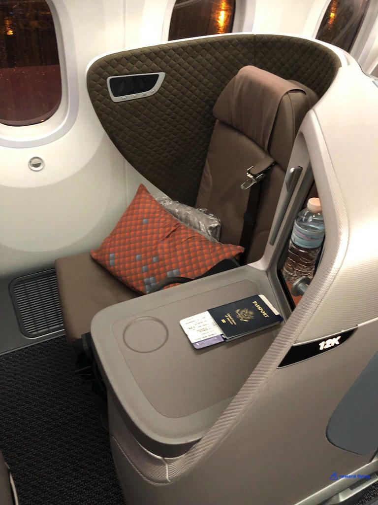 SQ - Singapore Airlines 787-10
