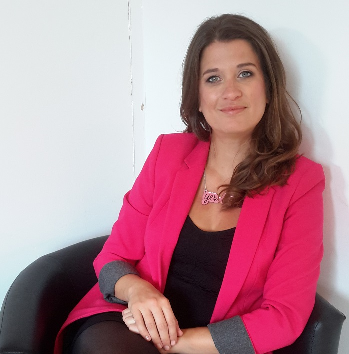 Juliette Prais - Director of Pink Lobster Dating
