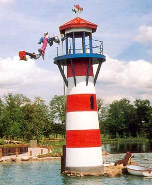 Created the LEGOLAND Lighthouse Stunt Show, Produced and Managed for 5 years