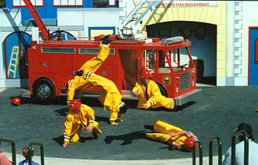 Created, Produced and Managed LEGOLAND California Firetruck Safety and Rescue Show for 5 years