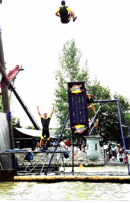 Produced, Directed and Managed over 10 full years of Stunt Shows and Victoria Falls High Diving Shows at Canada's Wonderland