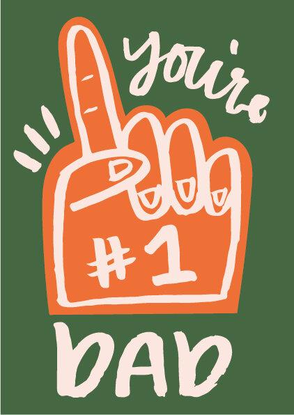 Number one Dad_ Foam finger-01.jpg