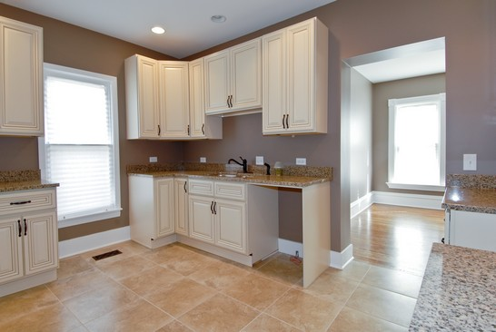 Kitchen Remodeling remodeling project built by Kure Construction in Naperville, IL.