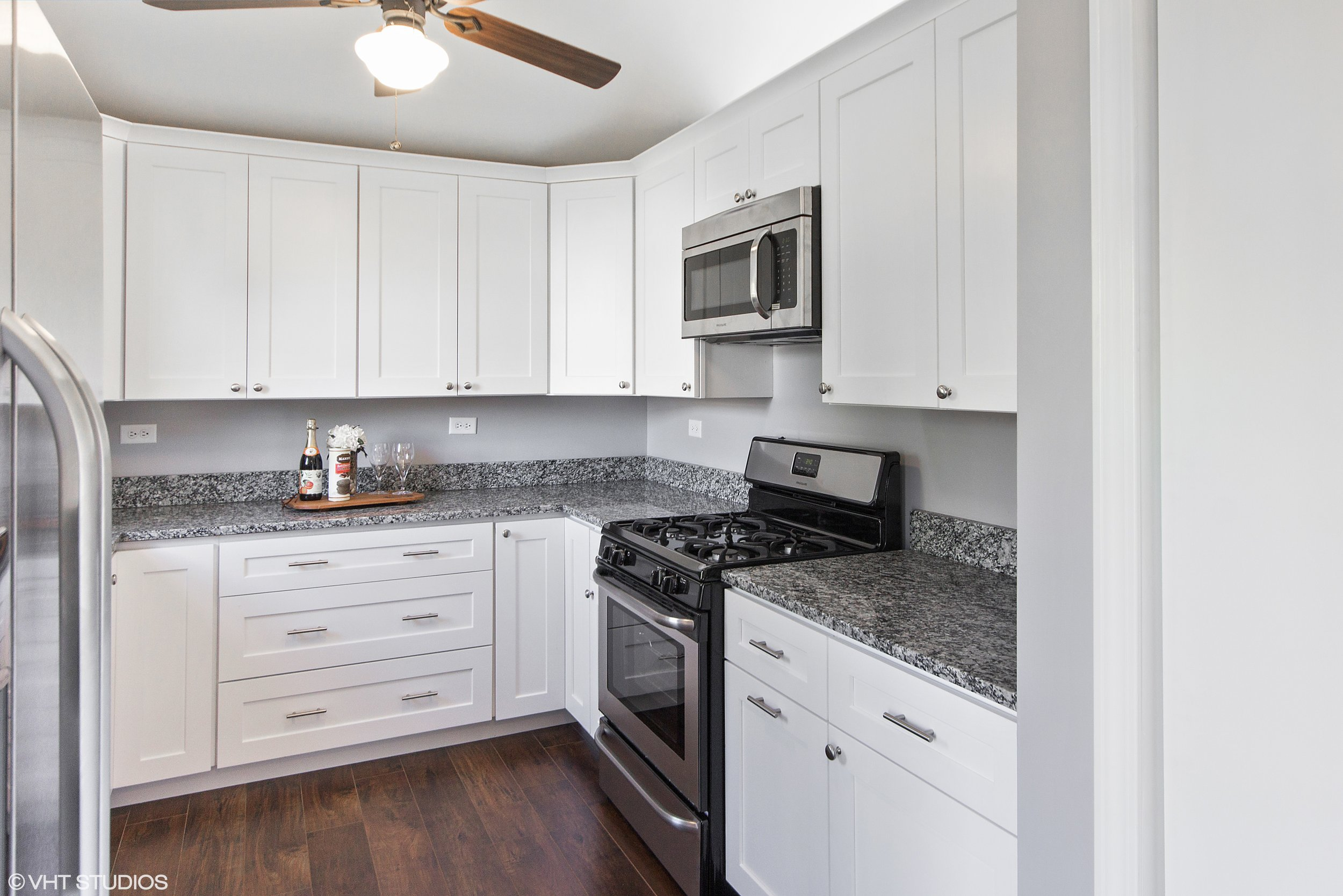 Kitchen Remodelingremodeling project built by Kure Construction in Naperville, IL.