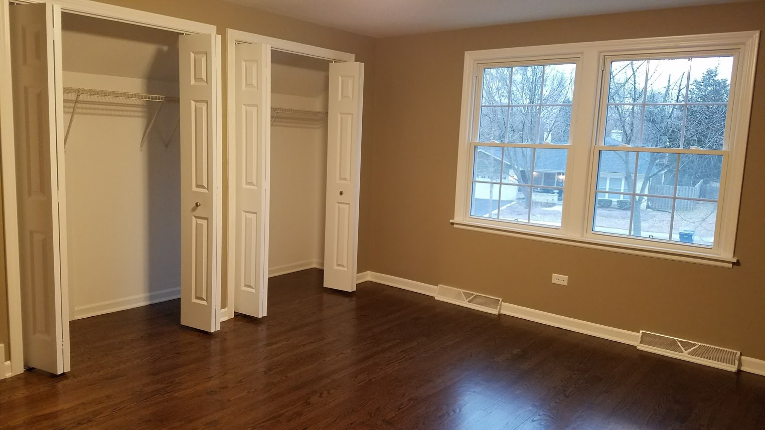Bedroom Remodeling remodeling project built by Kure Construction in Naperville, IL.