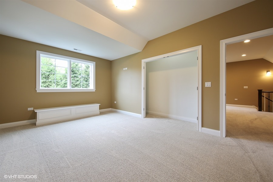 Bedroom Remodelingremodeling project built by Kure Construction in Naperville, IL.