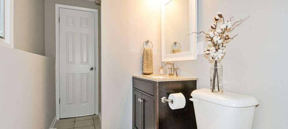 St. Charles, IL Home 1519 Jewel Avenue | Built By Kure Construction | Bathroom Project St. Charles, IL