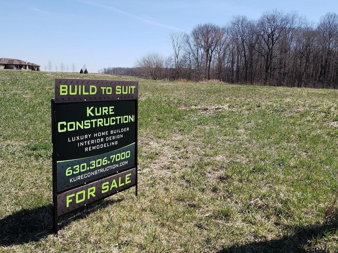 Whitetail Ridge For Sale | Kure Construction For Sale Lots