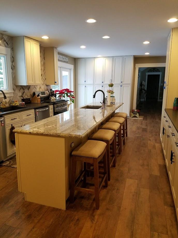 Kure Construction | Naperville Kitchen Remodeling