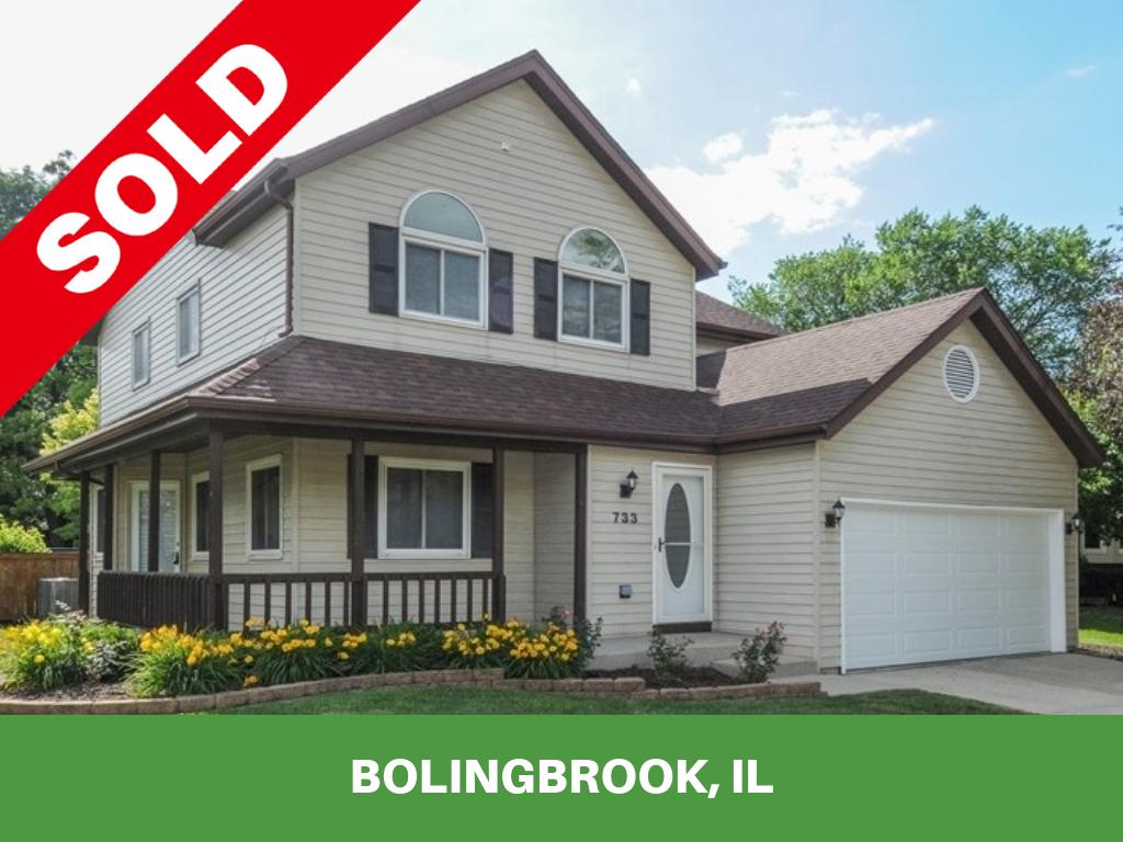 Bolingbrook For Sale Home   Bolingbrook, IL