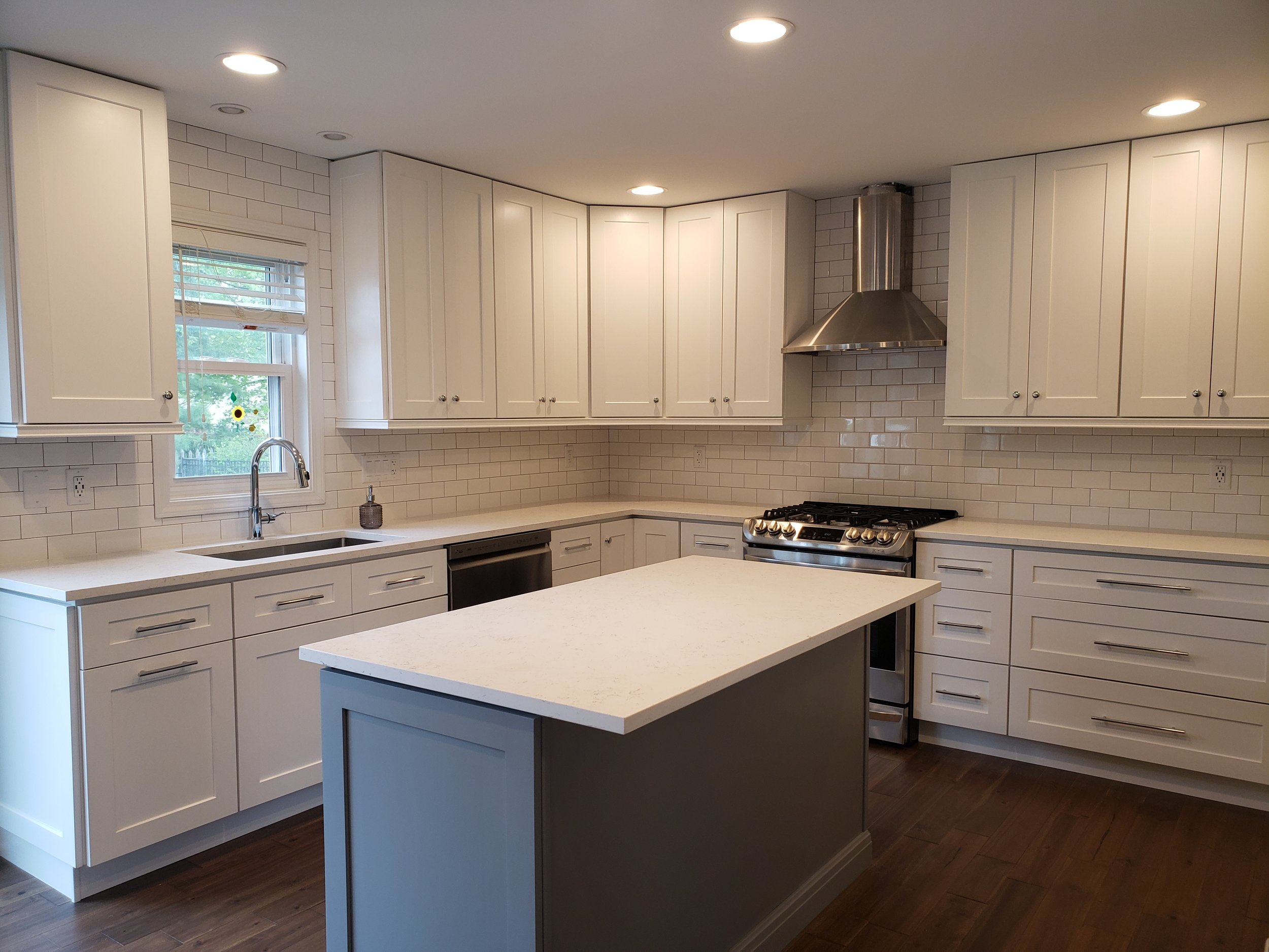 Naperville Kitchen Remodeling - May 2019 - Kure Construction Inc. recently remodeled a Kitchen for a Naperville Homeowner.