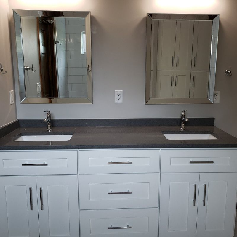 Bathroom Remodeling Project - Kure Construction Inc.