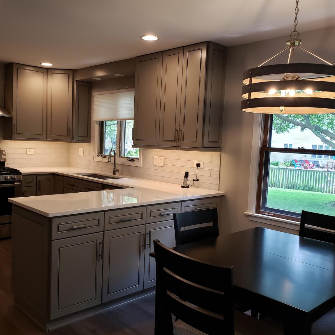 Naperville Home Construction - Kure Construction Inc.