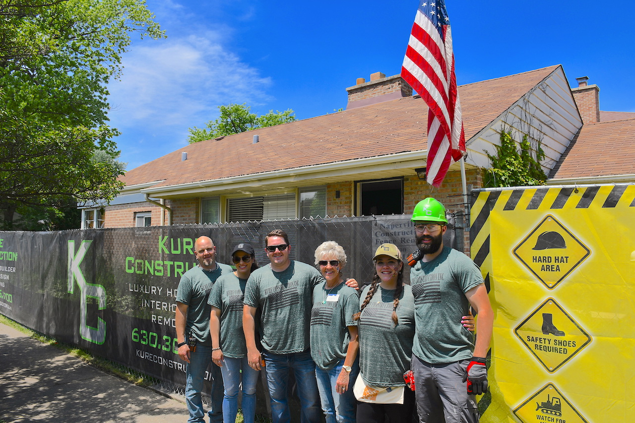 Demo For The Troops - Tour 3 - Kure Construction Inc.