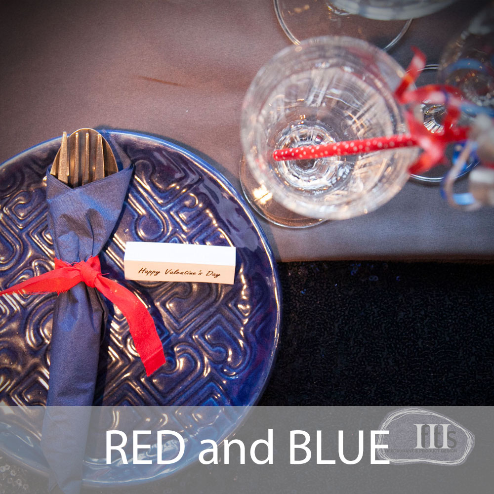 Red-Blue Theme
