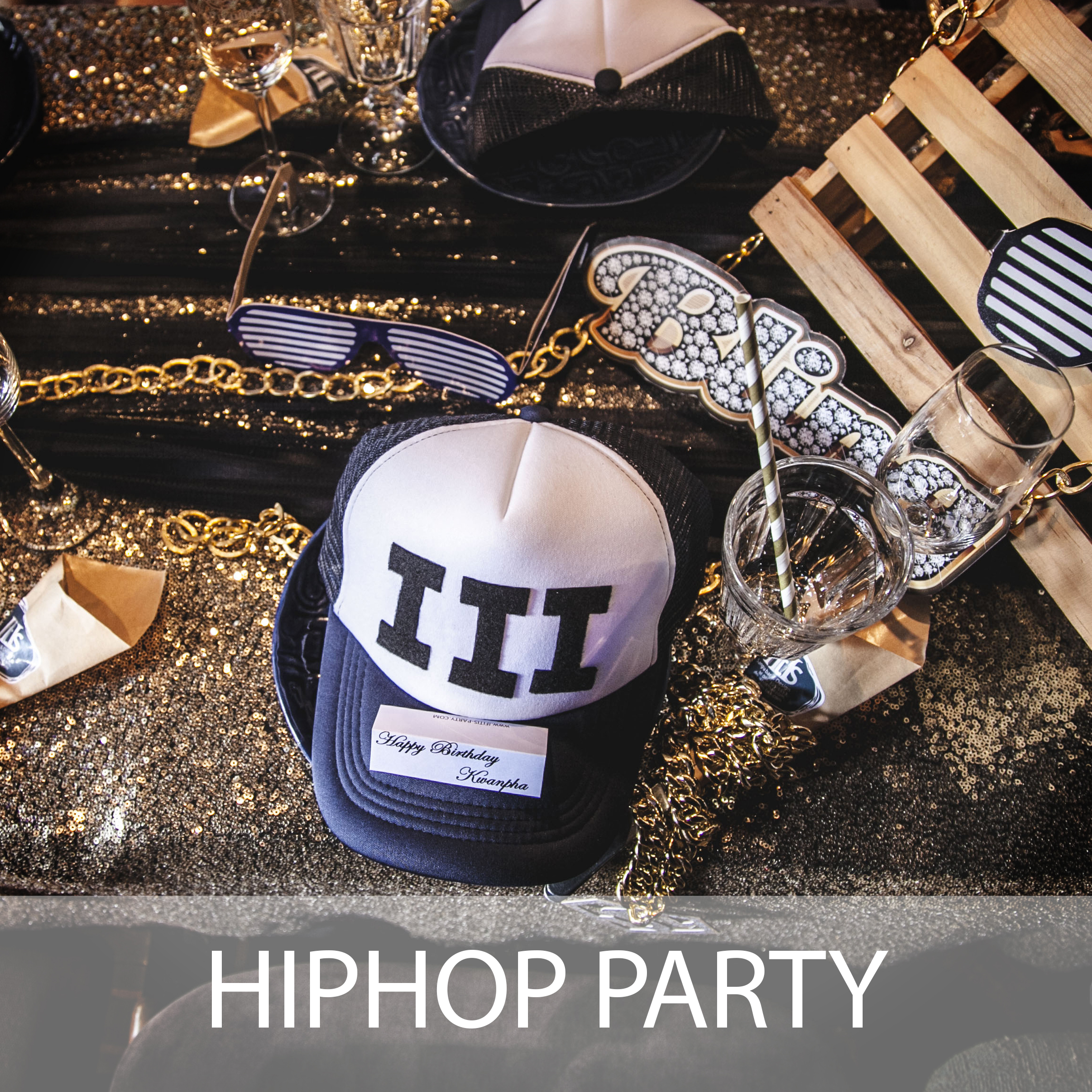 Hip hop party
